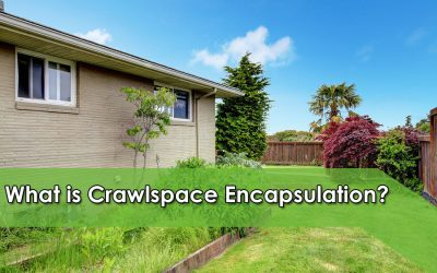 What is Crawlspace Encapsulation?